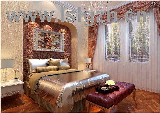 卧室系列-东平绿森林硅藻泥-东平第一房产