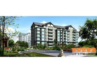 光大·贯中花园项目规划总计4栋多层住宅楼 和2栋3层沿街图片