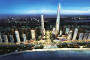 南京江北核心地块开拍:将建摩天大楼 限价120亿