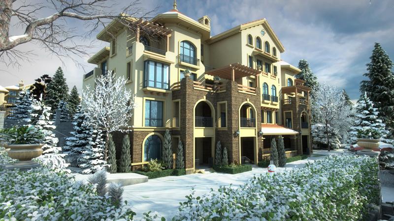 东平泰和房地产开发有限公司